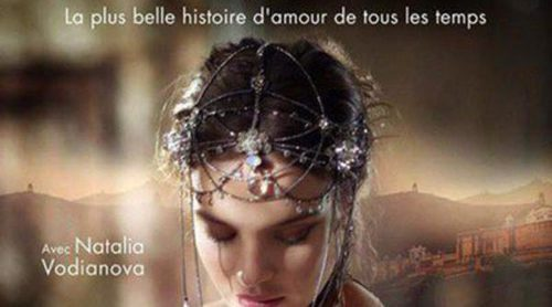 Natalia Vodianova protagoniza una historia de amor para presentar 'Shalimar' de Guerlain