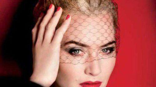 Kate Winslet da color a sus labios este otoño 2013 con 'L'Absolu Desir' de Lancôme