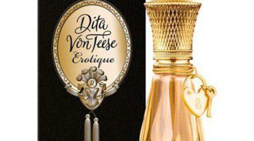 Dita von Teese lanza su nueva fragancia, 'Erotique'