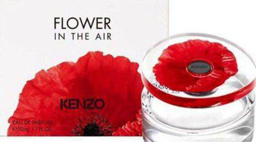 'Flower in the air', el nuevo perfume de Kenzo