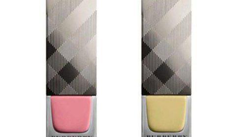 Burberry amplía su catálogo de esmaltes de uñas para la próxima primavera/verano 2014