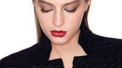 Chanel juega a las ilusiones ópticas con su colección 'Rouge Allure Moiré'