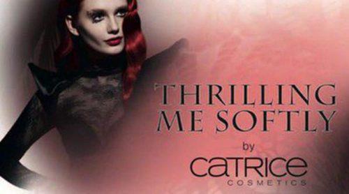 Catrice apuesta por el look gótico con 'Thrilling me softly'