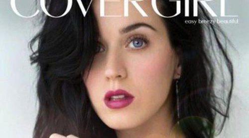 Katy Perry se convierte en la nueva imagen de Covergirl