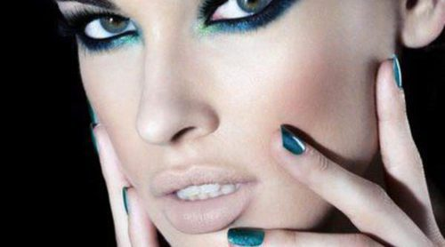 Yamamay Beauty presenta su colección de maquillaje debut con la top Laura Sánchez