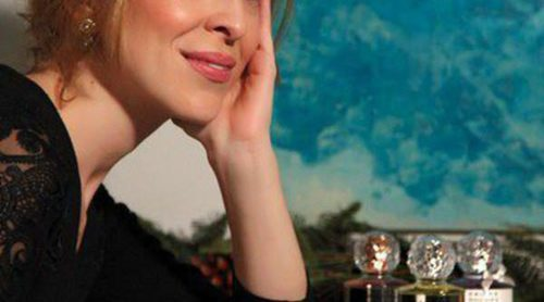 Silvia Abascal se convierte en la nueva embajadora de la edición navideña de Rochas