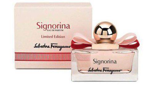 Salvatore Ferragamo lanza una nueva edición limitada de su fragancia 'Signorina'