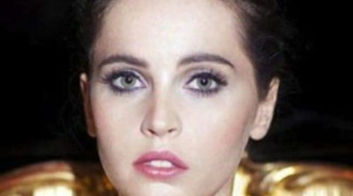 Felicity Jones será la nueva imagen de Dolce&Gabbana Makeup