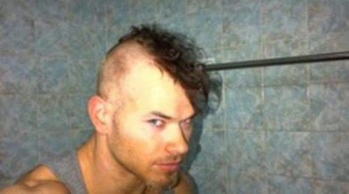 El espectacular cambio de look de Kellan Lutz