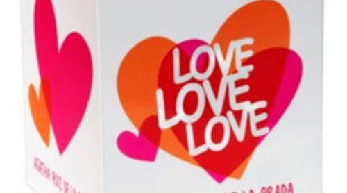 Ágatha Ruiz de la Prada presenta su nuevo perfume, 'Love, love, love'