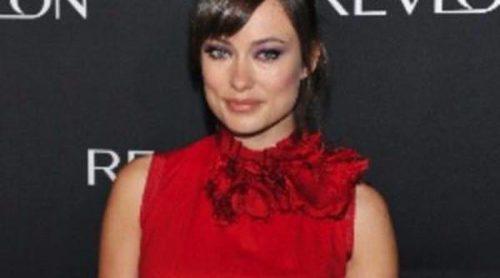 Olivia Wilde es la imagen de los nuevos productos de Revlon