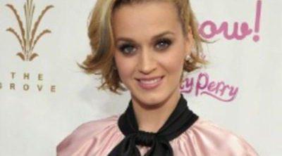 Katy Perry presenta su perfume 'Meow!'