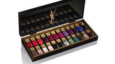 'La Laque Couture Colour': un estuche con los 24 esmaltes de uñas más representativos de Yves Saint Laurent