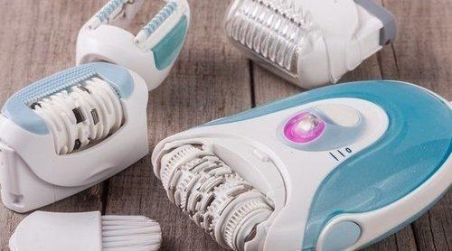 Máquinas de depilar: cómo elegir bien