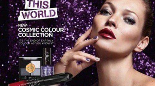 Kate Moss suma y sigue con una nueva campaña para Rimmel London