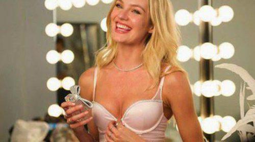 Candice Swanepoel presenta la nueva edición de Bombshell Diamonds de Victoria's Secret