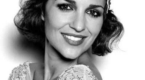 Paula Echevarría se convierte en una actriz de los años 20 de la mano de Pantene