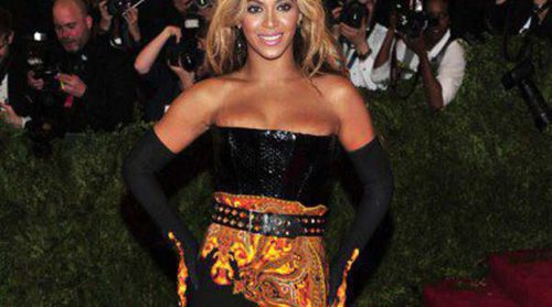 Beyoncé presenta su nuevo perfume 'Rise'