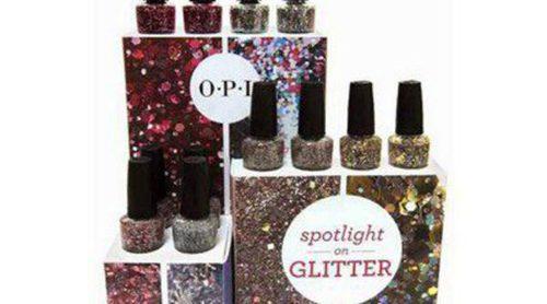 OPI presenta su colección de esmaltes 'Spotlight On Glitter'
