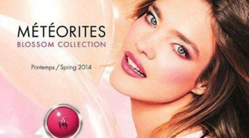 Natalia Vodianova presenta la nueva colección 'Météorites Blossom' de Guerlain