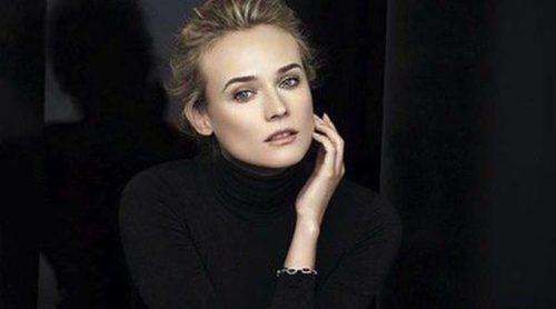 Diane Kruger luce un rostro radiante en la nueva campaña de Chanel