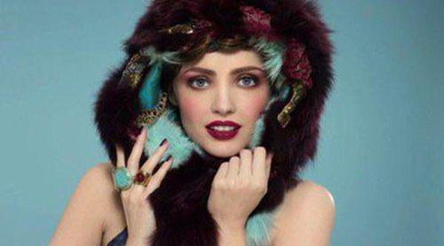 Bourjois apuesta por la tendencia burgundy con su nueva colección 'Artic Chic'