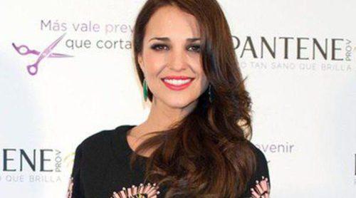 Paula Echevarría presenta la campaña de Pantene 'Más vale prevenir que cortar'