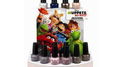 OPI lanza una colección inspirada en la película 'Muppets Most Wanted'