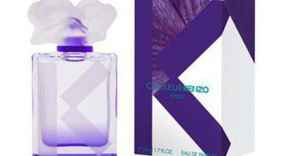 Kenzo apuesta por el aroma de las violetas con 'Couleur Kenzo Violet de Kenzo'