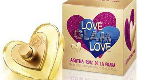 'Love Glam Love', la nueva fragancia de Agatha Ruiz de la Prada