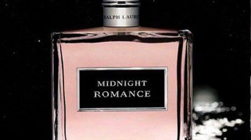 Ralph Lauren vuelve a la carga con su perfume 'Midnight Romance'