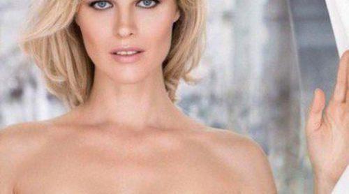 Eva Herzigová presenta el nuevo 'Dreamskin Capture Totale' de Dior