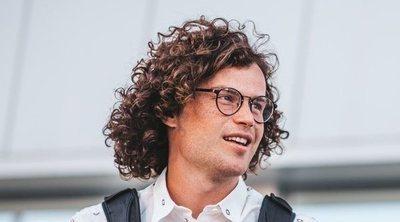 Peinados para hombres con el pelo rizado