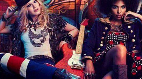 'Boulevar Rock', la nueva colección de Kiko inspirada en los conciertos londinenses