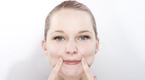 Ejercicios para combatir la flacidez facial