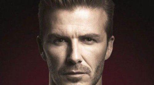 David Beckham promociona su 'Intense Instinct' luciendo el tatuaje de Harper Seven