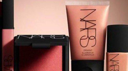 Nars lanza una colección de maquillaje inspirada en su colorete 'Orgasm'