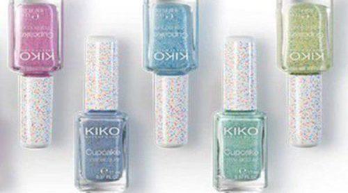 Kiko nos trae los esmaltes de uñas más dulces de la temporada con 'Cupcake Nail Lacquer'