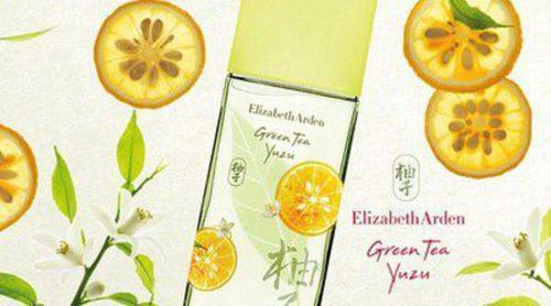 Elizabeth Arden amplía su colección 'Green Tea' con 'Green Tea Yuzu'