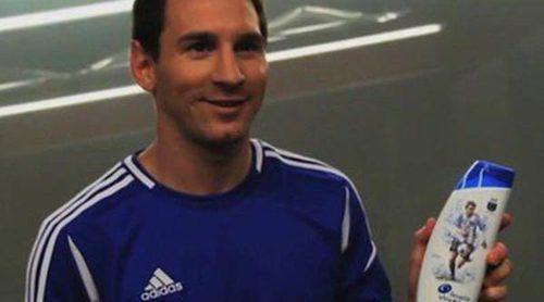 Messi sustituye a Casillas como imagen del champú anticaspa H&S