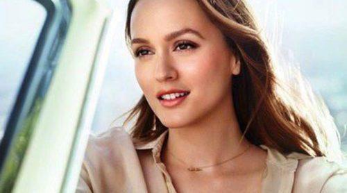 Leighton Meester presenta la nueva CC Cream de Biotherm 'Aquasource'