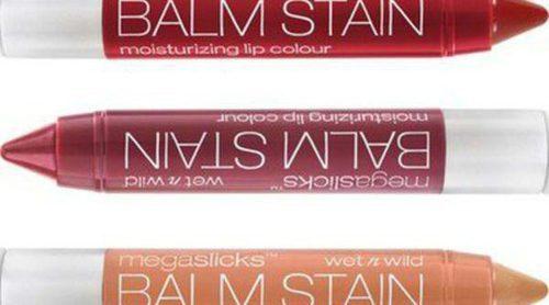 Wet n wild lanza 'MegaSlicks Lip Balm Stain' un nuevo formato de labial