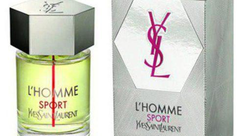 Yves Saint Laurent presenta su nueva fragancia masculina: 'L'Homme Sport'