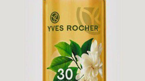 Yves Rocher protege tu piel de la radiación solar con nuevos productos de Protectyl Végétal