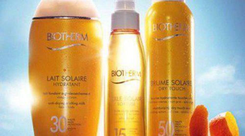'Dry Touch Suncare', el protector solar de Biotherm que deja tu piel hidratada y seca al mismo tiempo