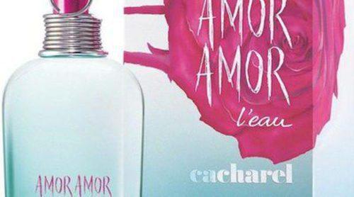 'Amor Amor' de Cacharel lanza una nueva fragancia para el verano, 'L'eau'