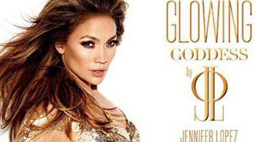 Jennifer Lopez lanza su nueva fragancia, 'Glowing Goddess'