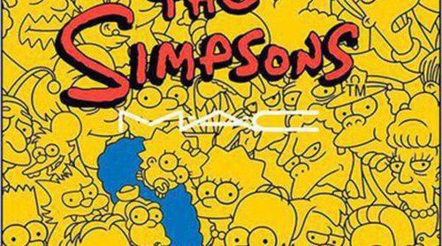 MAC celebra los 25 años de 'Los Simpson' creando una colección de cosméticos inspirada en Marge Simpson