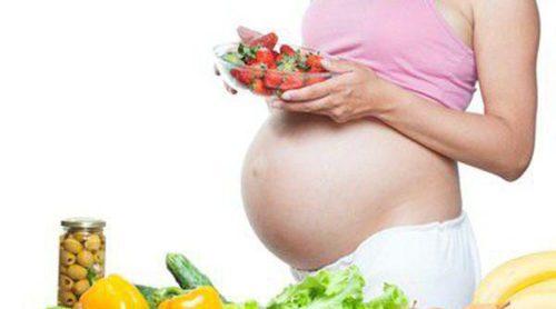 Consejos para evitar coger demasiado peso en el embarazo