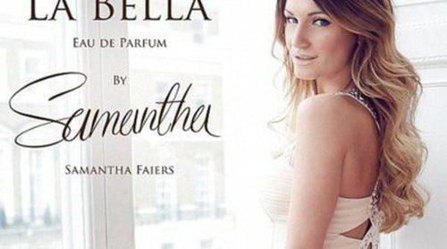 Samantha Faiers presenta su propia fragancia llamada 'La Bella'